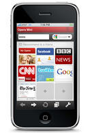 Opera Mini submitted for Apple's approval
