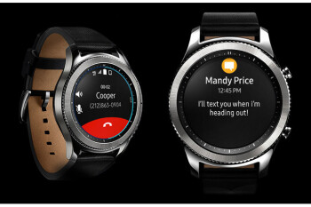 A Samsung Gear S4 smartwatch might be released this year