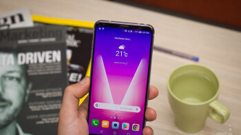 LG V30 receiving Android 8.0 Oreo update at AT&T