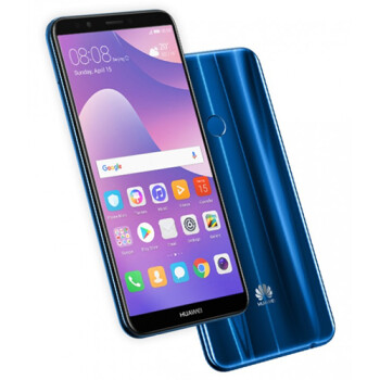 Huawei unveils the affordable Y7 Prime 2018 with FullView screen and dual rear cameras