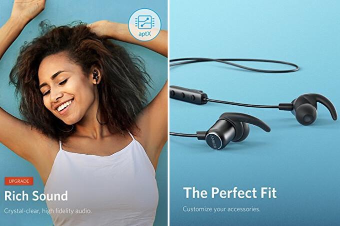 Deal Get The Best Low Cost Bluetooth Earphones Anker S Soundbuds Slim For Just 22 Phonearena