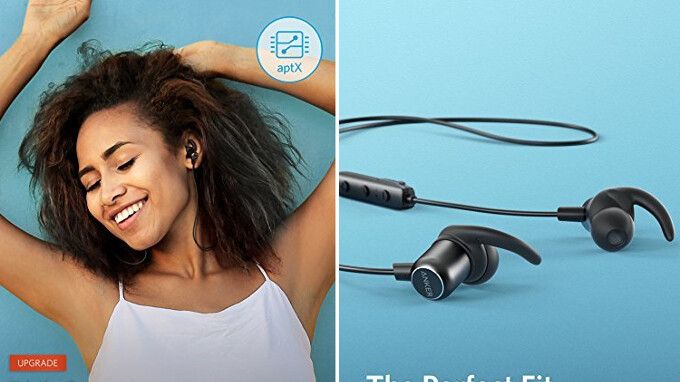 Deal: get the best low-cost Bluetooth earphones, Anker's SoundBuds Slim+, for just $22
