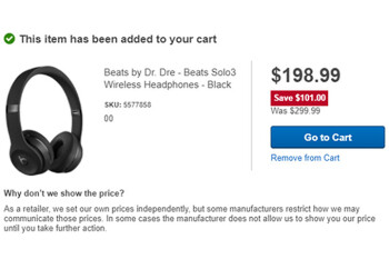 Deal: Save $100 on Apple's Beats Solo3 wireless headphones at Best Buy