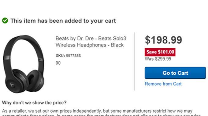 Deal  Save  100 on Apple s Beats Solo3 wireless headphones at Best Buy da3d97743