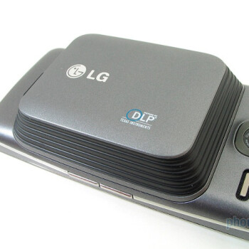 Do you remember this phone that had a projector on it back in 2009?