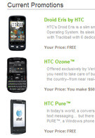 HTC got itself a nice little online store in the U.S.