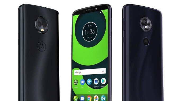 All Moto G6 phones get listed on an online retailer with images and full specs