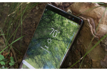 Sprint starts rolling out Android 8.0 Oreo to the Galaxy Note 8