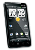 HTC EVO 4G makes its way to the floor with supersonic speed