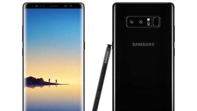 T-Mobile's Samsung Galaxy Note 8 to get Oreo starting on Sunday