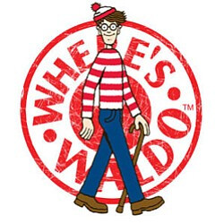 Wo ist Waldo? Öffnen Sie Google Maps und finden Sie