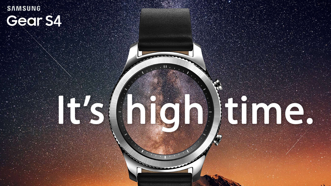Samsung Gear S4 a.k.a. Galaxy Watch rumor review: All you need to know about the upcoming smartwatch