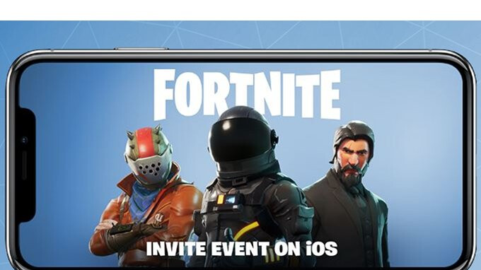 Fortnite is now available for everyone on iOS, no invite needed