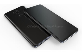 LG G7 ThinQ is the name of LG's next flagship phone?
