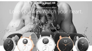Deal: Save $30 when you buy the Nokia Steel HR hybrid smartwatch