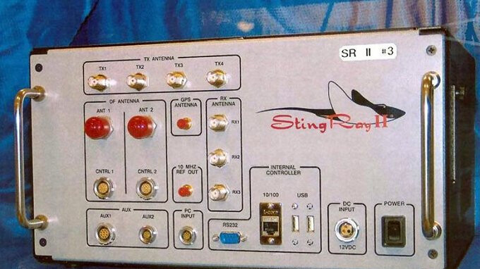 Dept. of Homeland Security says it found evidence of rogue cellphone listening devices in D.C.