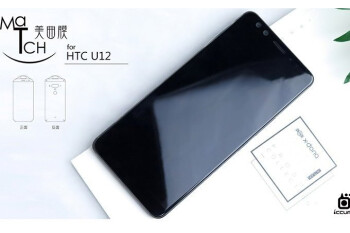HTC U12 leaked renders offer a better look at the upcoming flagship