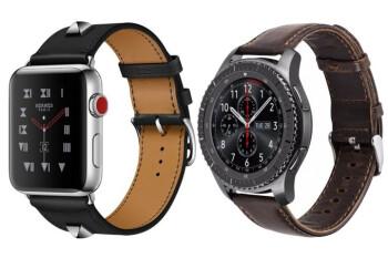 Smartwatch battle: Apple Watch or Samsung Gear?