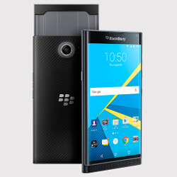BlackBerry Priv receives unexpected update