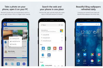 Microsoft Launcher update fixes issues, adds performance improvements, more