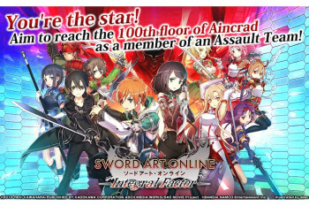 Bandai Namco brings One Piece Pirate Rush and Sword Art Online: Integral Factor to smartphones