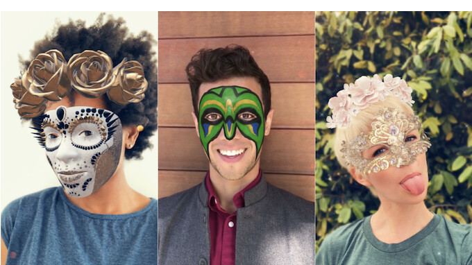 Snapchat finally reveals the iPhone X lenses it promised months ago