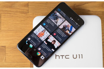 HTC U11 ad banned in the UK for misleading consumers about water resistant capabilities