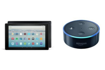 You can now get a free Amazon Echo Dot with the purchase of the $150 Amazon Fire HD 10 tablet