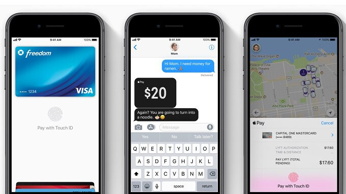 Apple Pay support added for more banks in North America and Europe