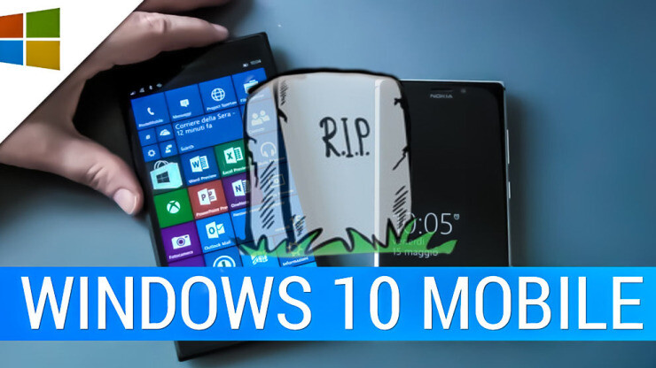App gap: New PWAs will not work on Windows 10 Mobile