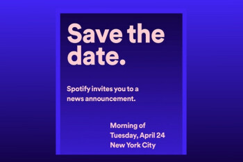 Spotify's rumored smart speaker could launch this month