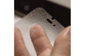 ThePhoneCoat gives your phone an almost-invisible layer of protection