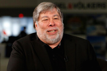 The Woz says goodbye to Facebook