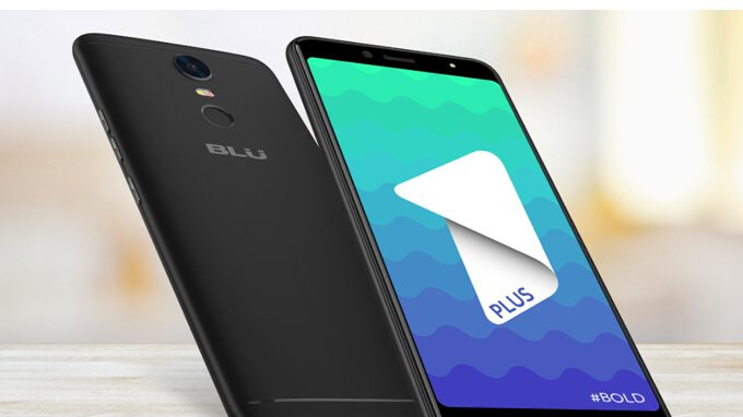 BLU Vivo One Plus with massive battery and 18:9 display introduced in the US