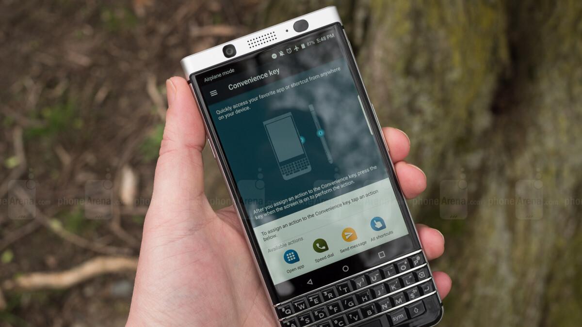 BlackBerry KEYone successor