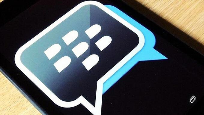 Das Update auf BBM für Android beinhaltet eine schnellere und leichtere Benutzeroberfläche