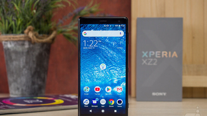 Sony Xperia XZ2 and XZ2 Compact go on pre-order in the US on