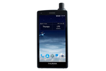 Meet Thuraya X5-Touch, world's first Android satellite smartphone