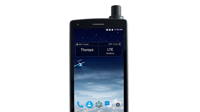 Thuraya X5 Touch Is World S First Android Satellite Smartphone