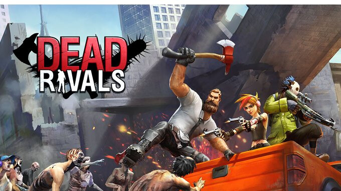 Dead Rivals - Zombie MMO launched on Android and iOS - PhoneArena