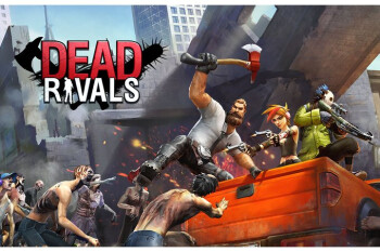 Gameloft launches Dead Rivals - Zombie MMO, a post-apocalyptic, open world action RPG