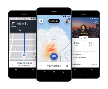 Uber announces new app for drivers