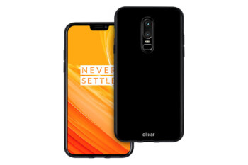 The OnePlus 6's bezel-less design revealed in new case renders