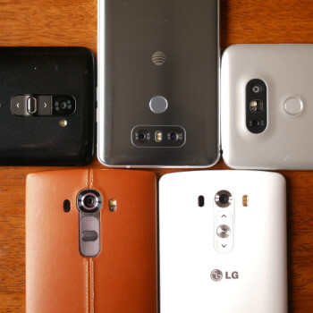 10 phones that redefined LG's identity