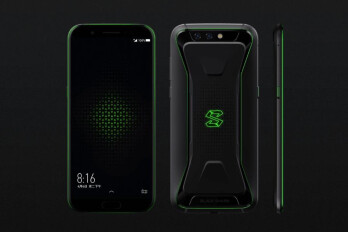 Xiaomi Black Shark gaming phone official: Snapdragon 845, liquid cooling system