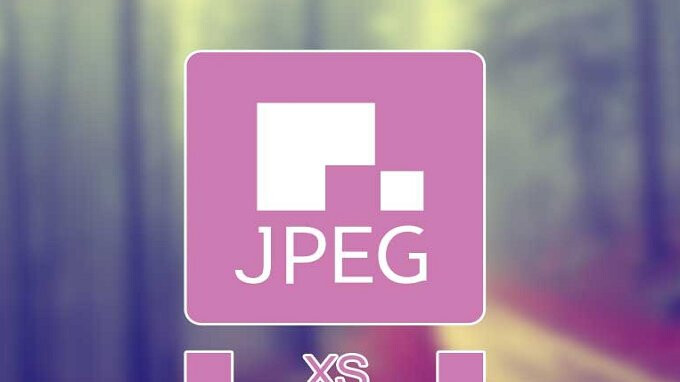 JPEG XS is coming; designed for streaming video and VR, this format is low-latency and low-energy