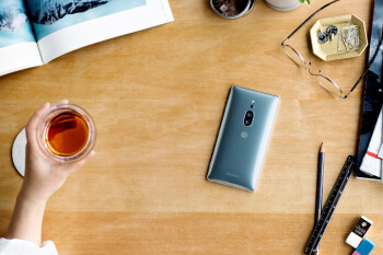 Sony unveils new Xperia XZ2 Premium with 4K HDR screen and dual camera