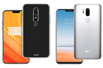 LG G7 vs OnePlus 6: which upcoming phone are you more excited for?