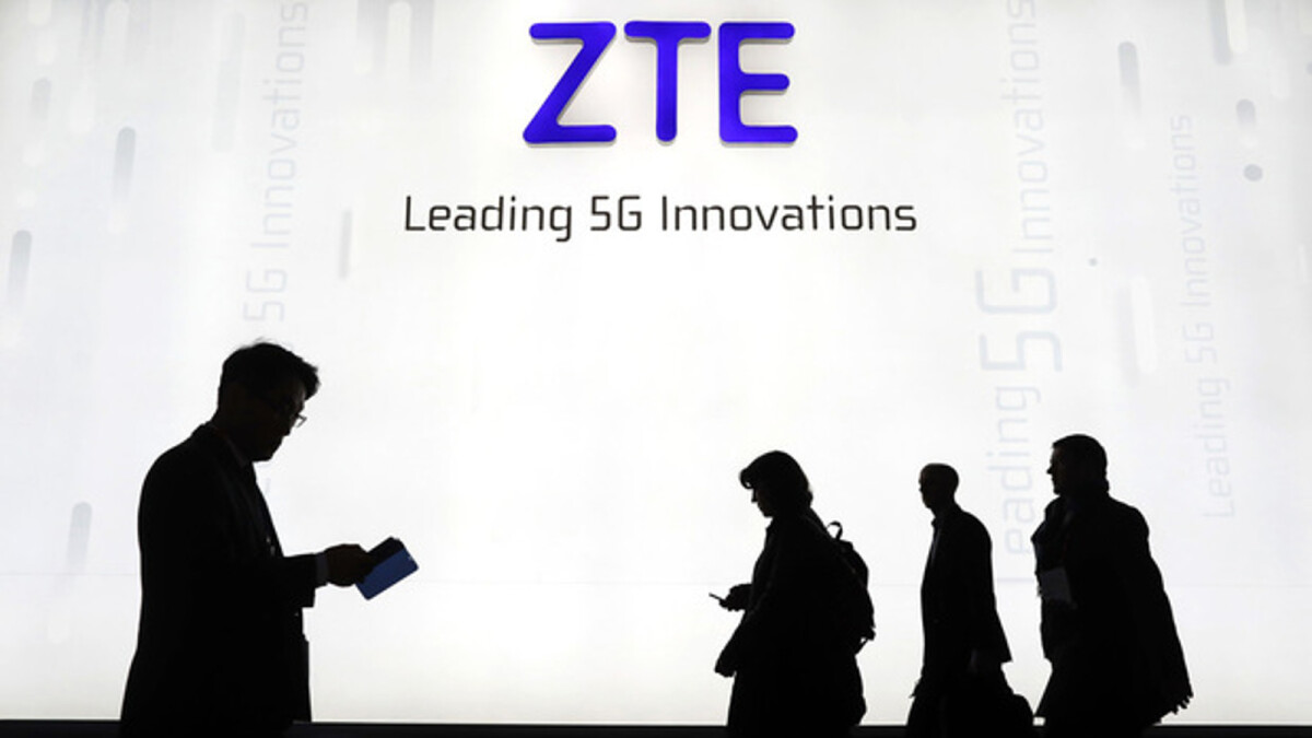 ZTE may be without an operating system following U.S. ban
