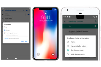 Android P folds the iPhone X notch and gestures, do you like where Google is heading?